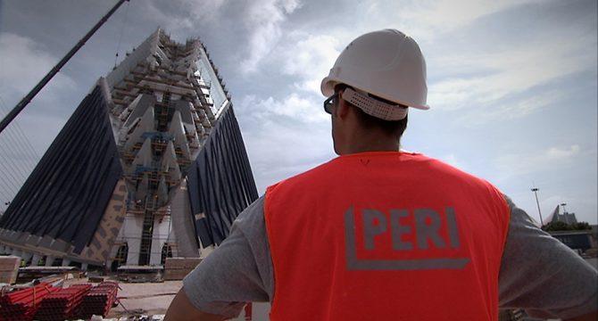 PERI – Det ska vara kul att gå till jobbet, annars är det inte roligt